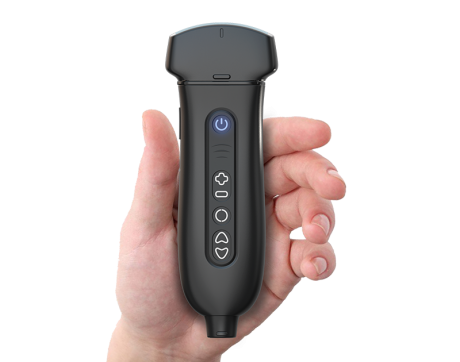 Nový ultramobilní ultrazvuk - Q7