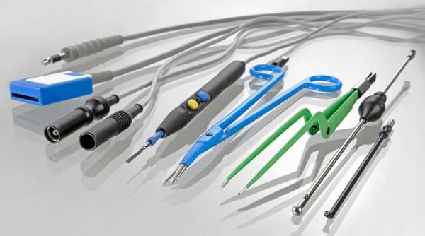 Elektrochirurgické příslušenství REGER