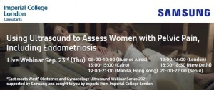 Webinář: Using Ultrasound to Assess Women with Pelvic Pain, Including Endometriosis